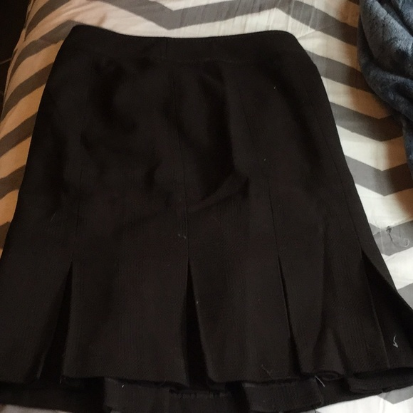 Ann Taylor Dresses & Skirts - Pencil skirt with frills